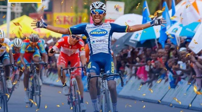 TourDuRda2020: Umunya-Ethiopia niwe wegukanye agace ka kabiri ka Kigali-Huye