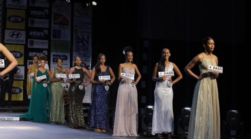 Miss Rwanda 2021: Abakobwa 20 bakomeza mu mwiherero bamenyekanye