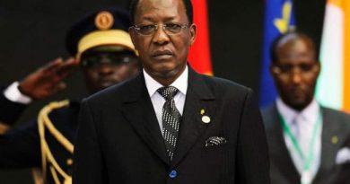 Perezida wa Chad Idriss Déby Itno yapfuye arashwe