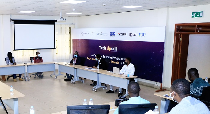 Tech up skills project launch application for Young innovators in Technology to be supported